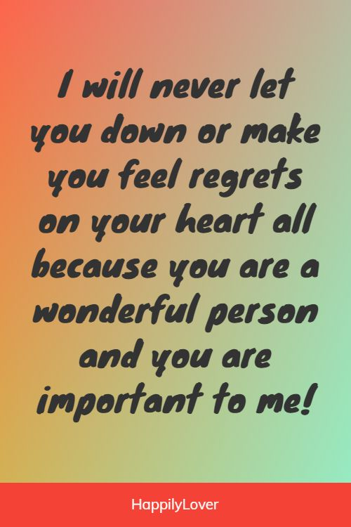 beautiful you are important to me quotes