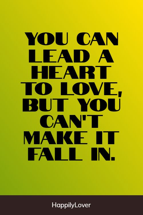 best falling in love quotes