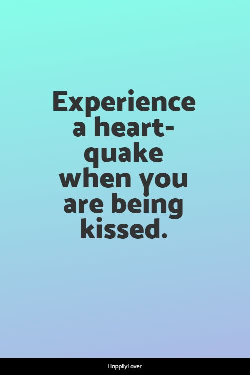 best kissing quotes