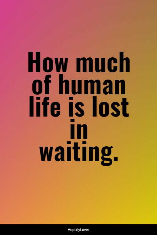 best waiting for love quotes
