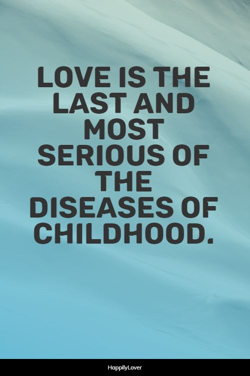 childhood sweet first love quotes