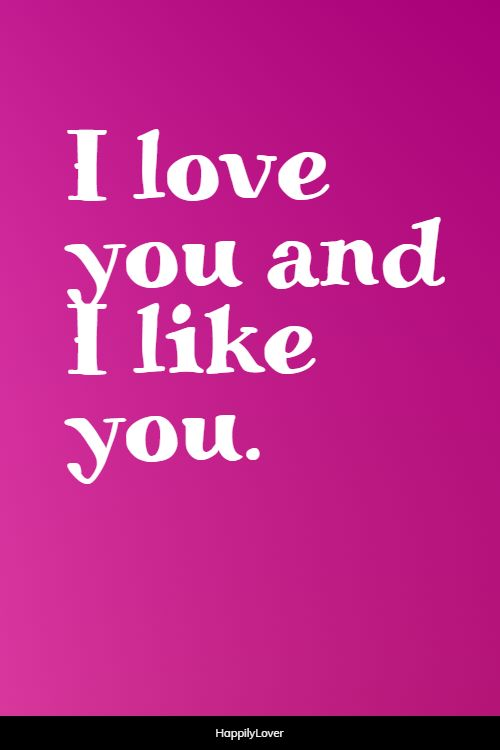 cutest being in love quotes