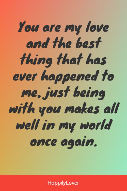 cutest you mean so much to me quotes