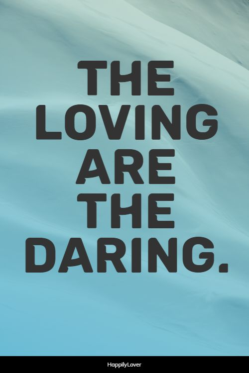 daring sweet first love quotes