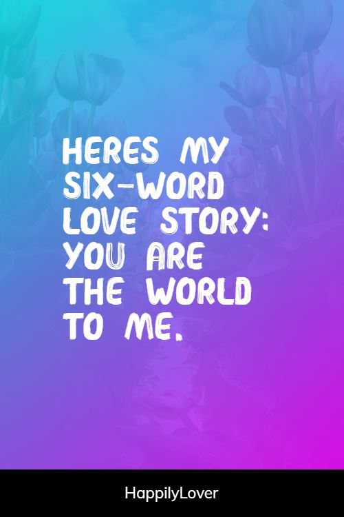 emotional my world quotes