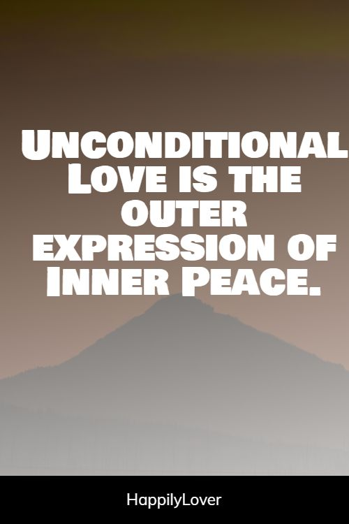 emotional unconditional love quotes