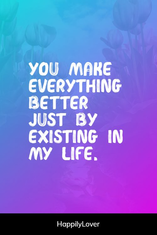 existing my world quotes