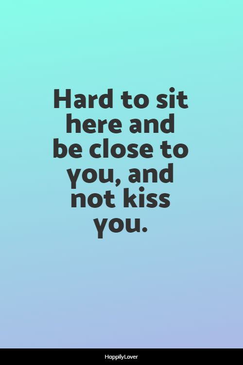 famous kissing quotes