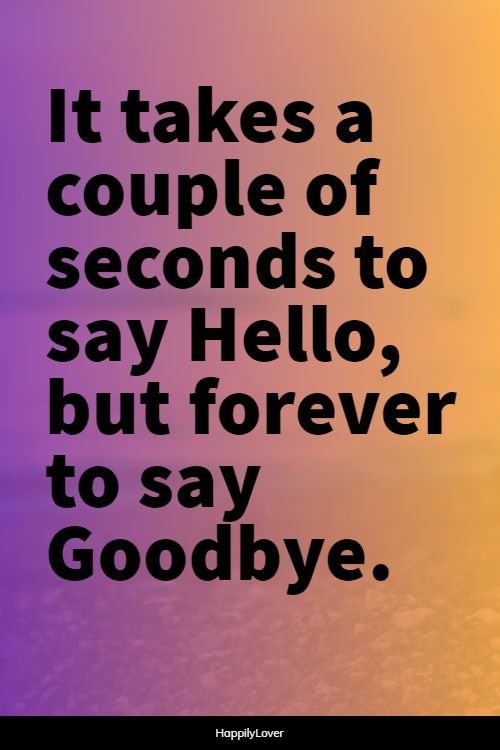 goodbye lost love quotes