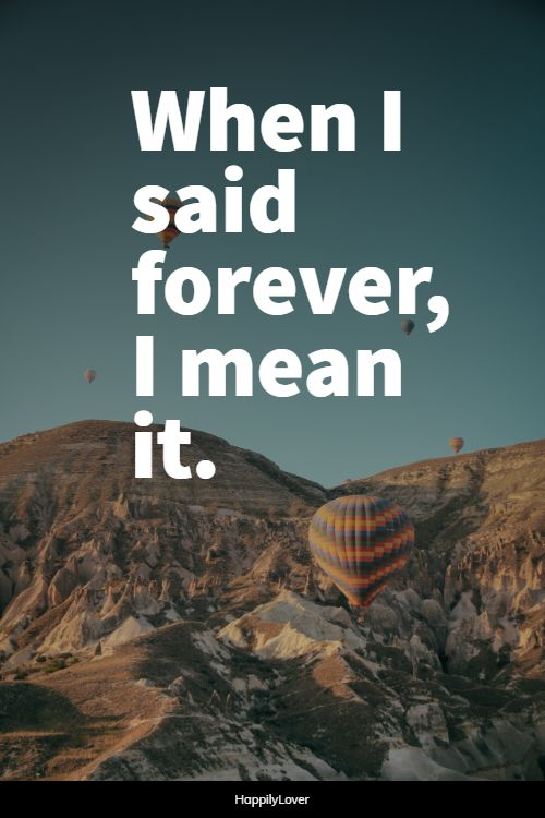 gorgeous forever love quotes