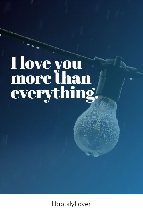 i love you more than quotes