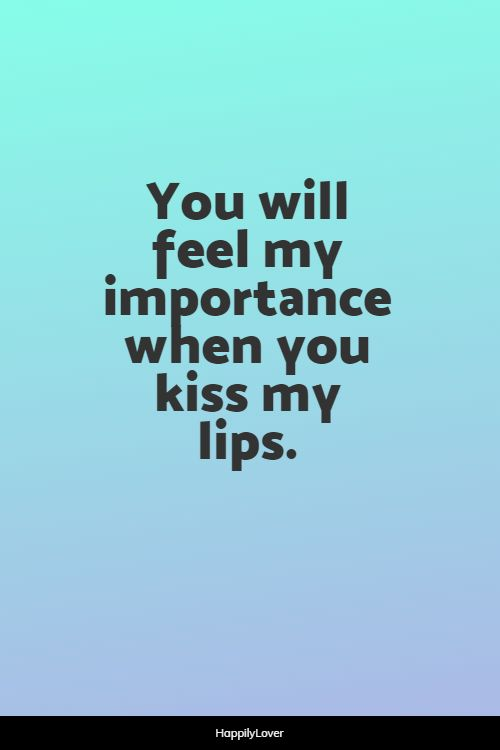 beautiful kissing quotes