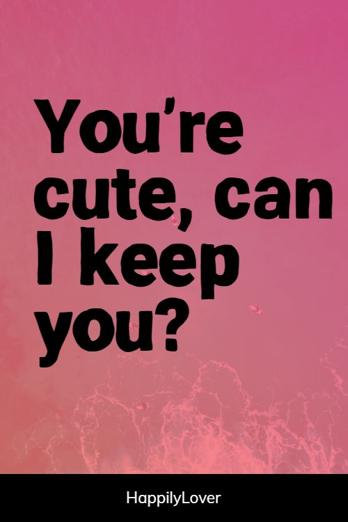 keeping cute love quotes