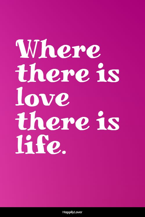 life changing being in love quotes