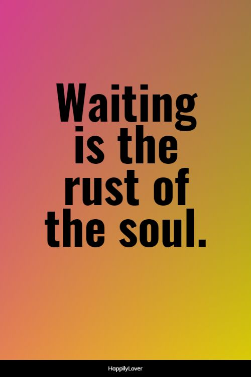 limitless waiting for love quotes