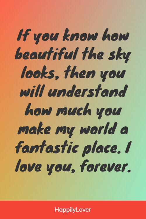 lovely what you mean to me quotes