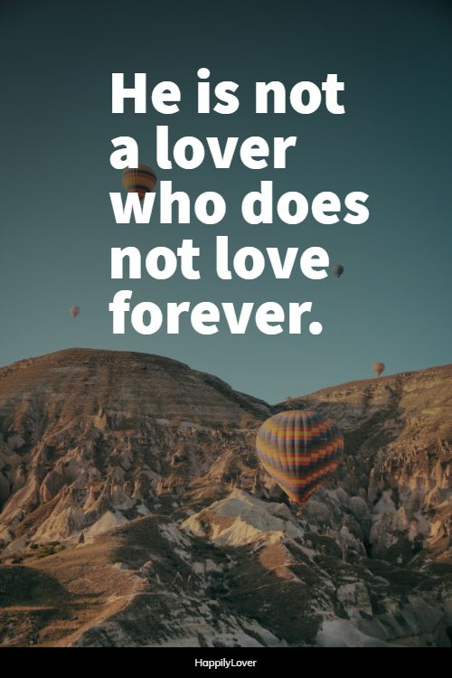 lover forever love quotes