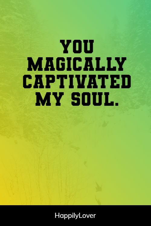 magical i love you quotes