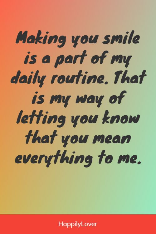 meaningful you mean everything to me quotes