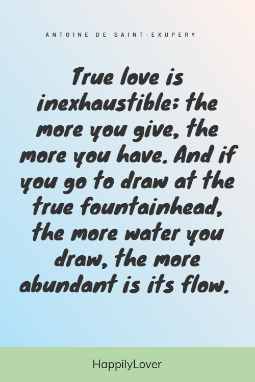 most inspiring quotes on true love
