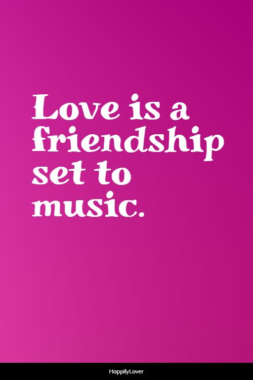 musical being in love quotes