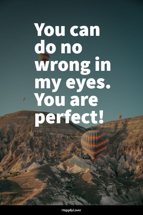 perfect forever love quotes