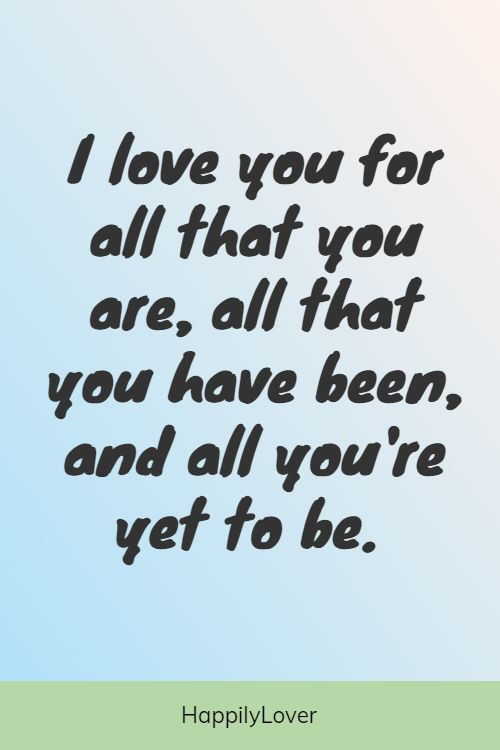quotes about real love
