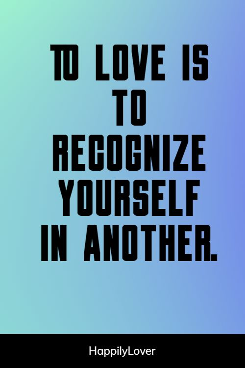 recognizing love lines