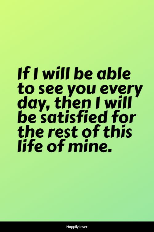 satisfying unexpected love quotes