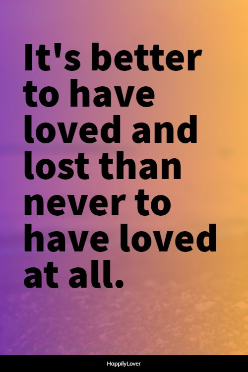 suffering lost love quotes