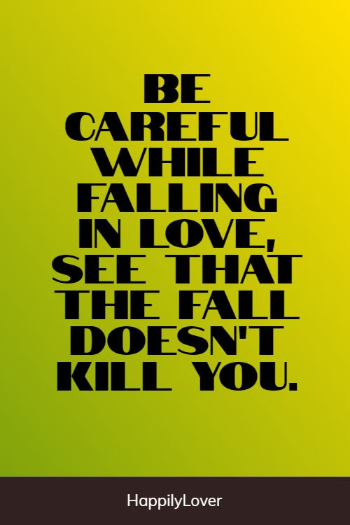 sweet falling in love quotes