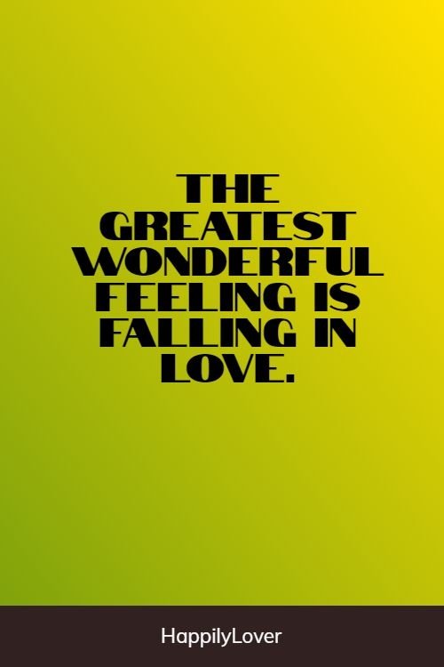sweet quotes about falling in love unexpectedly
