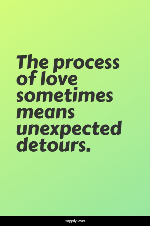 sweet unexpected love quotes