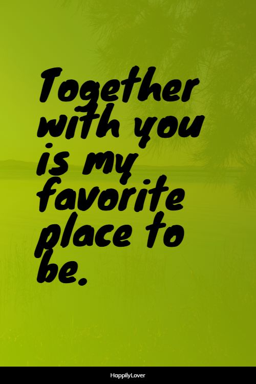 together new love quotes
