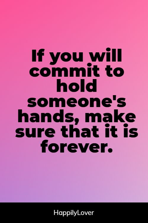top holding hands quotes