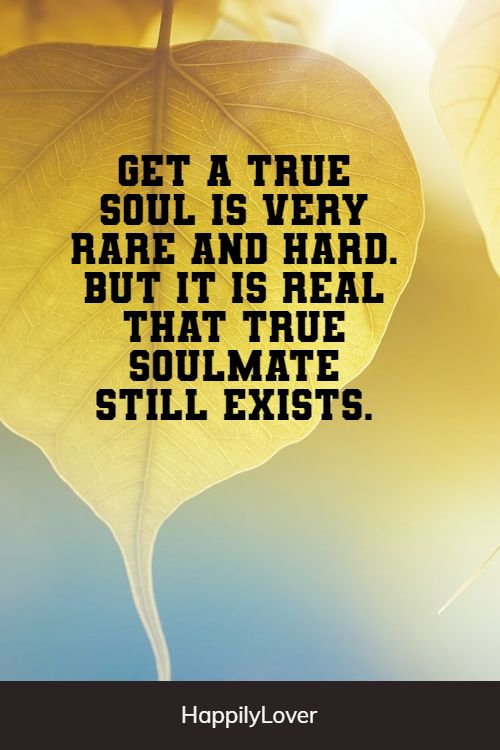 top soulmate quotes