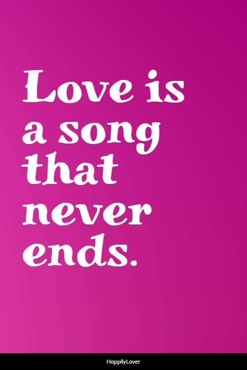 unlimited being in love quotes