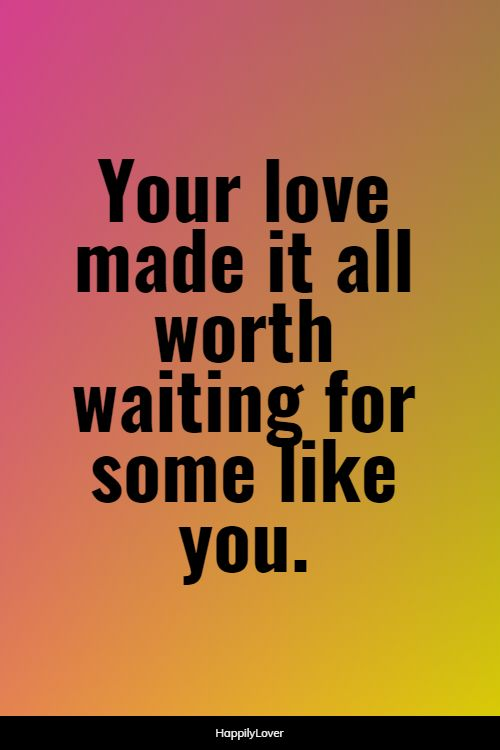 waiting for real love quotes