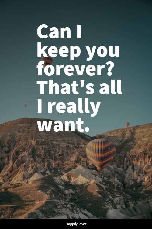 wanted forever love quotes