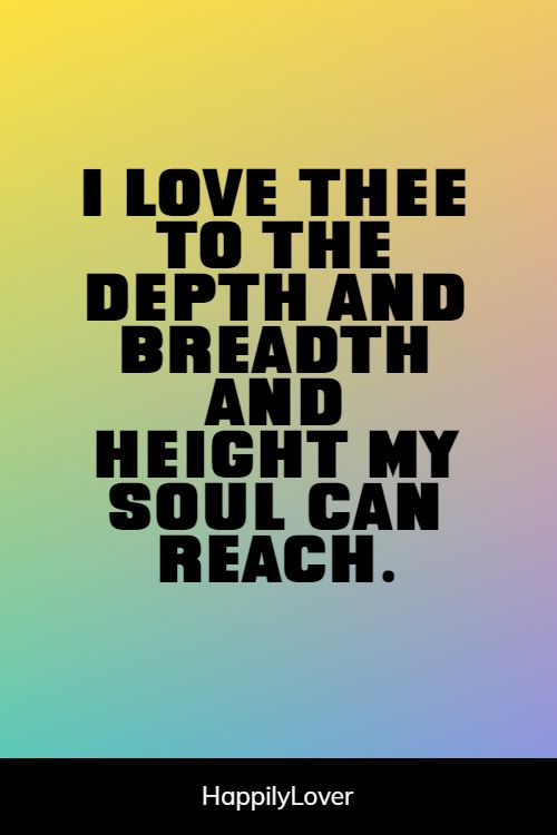 deep love of my life quotes