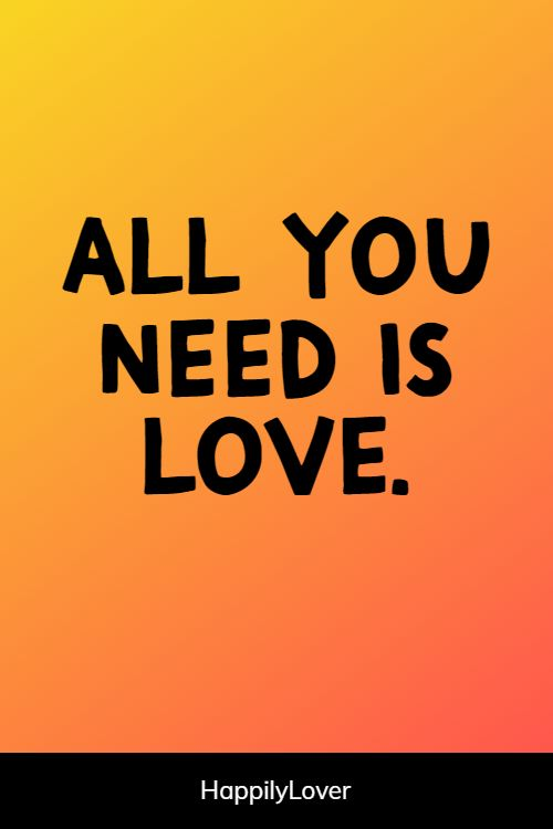 great inspirational love quotes