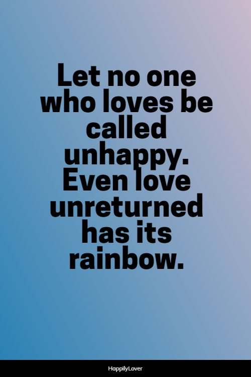 greatest unrequited love quotes