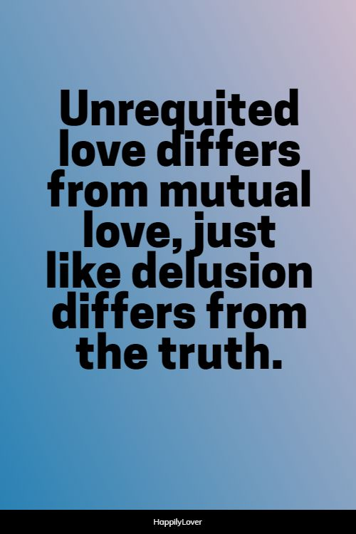 important unrequited love quotes
