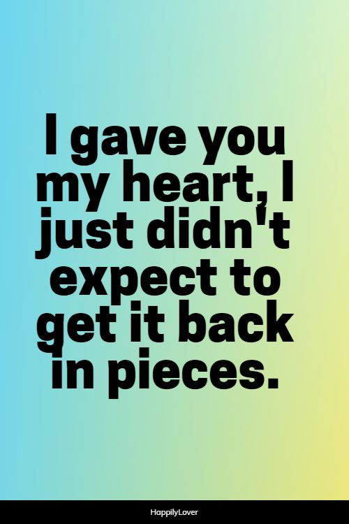 meaningful broken heart quotes