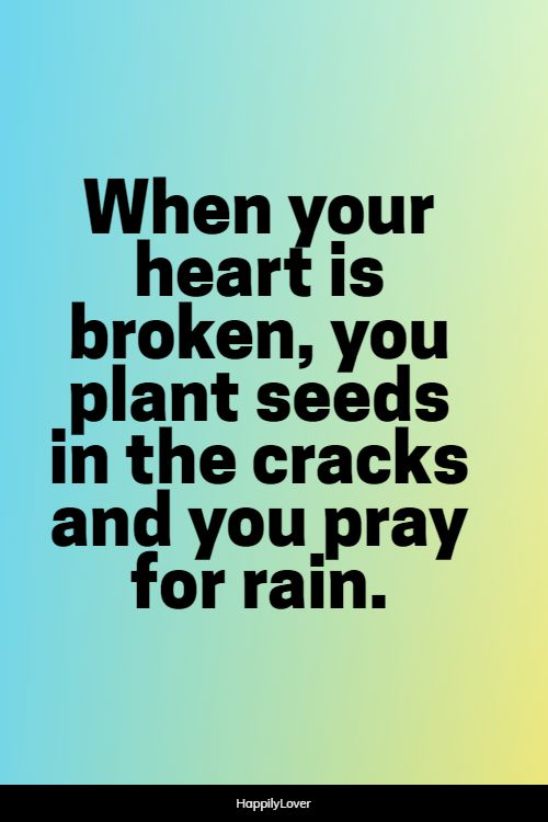 painful broken heart quotes