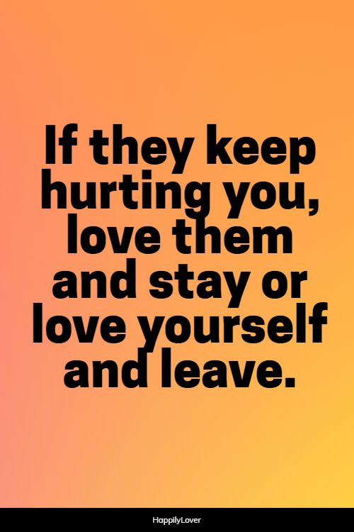 staying hurt quotes