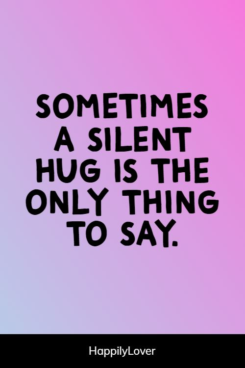 top hug quotes