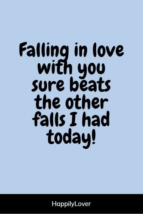best funny love quotes for him
