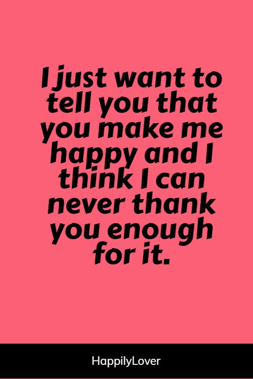 best he makes me happy quotes