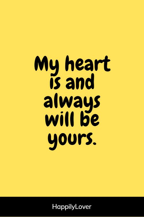 best sweet quotes for him
